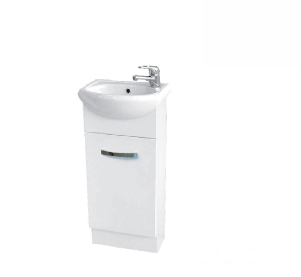 Fienza Antonio 400mm Vanity Unit White