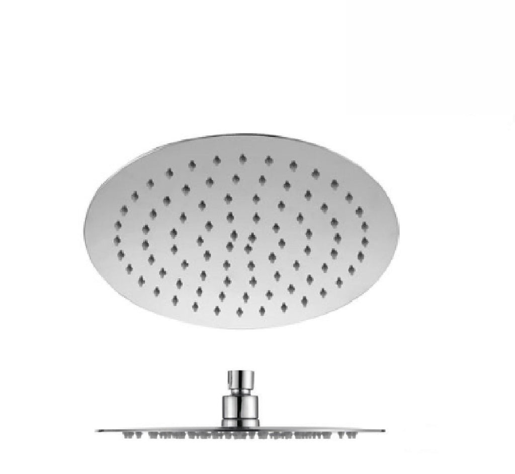 Fienza Round Rain Shower Head 300mm Chrome