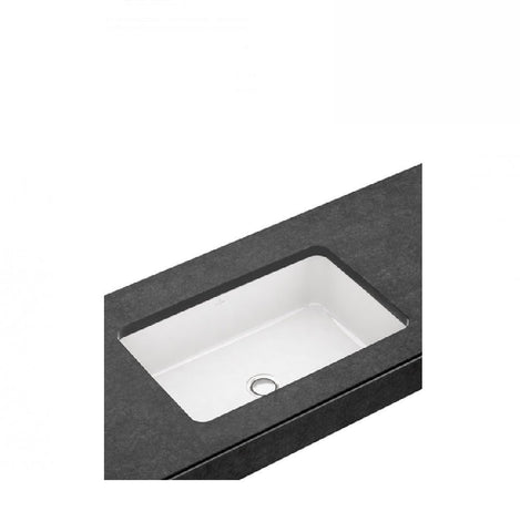 Villeroy & Boch Architectura Rectangular Under Counter 495mm Basin White (4129909604412)