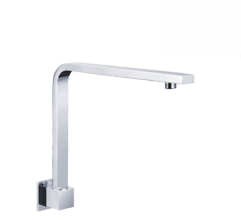 Fienza Square Gooseneck Arm Only 350mm Chrome