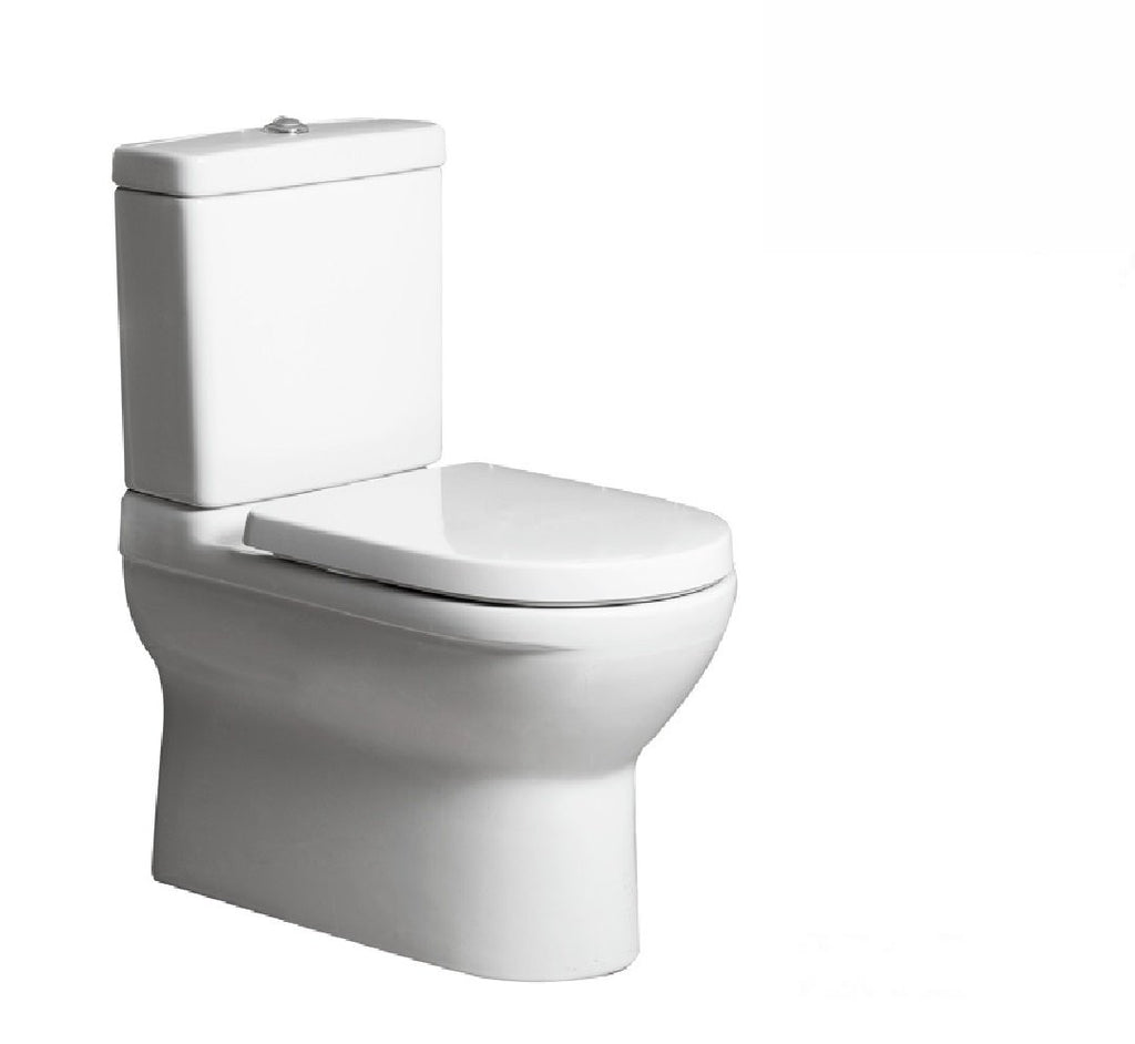 Villeroy & Boch O.Novo Back to Wall Toilet Suite Rear Entry (2530536489020)