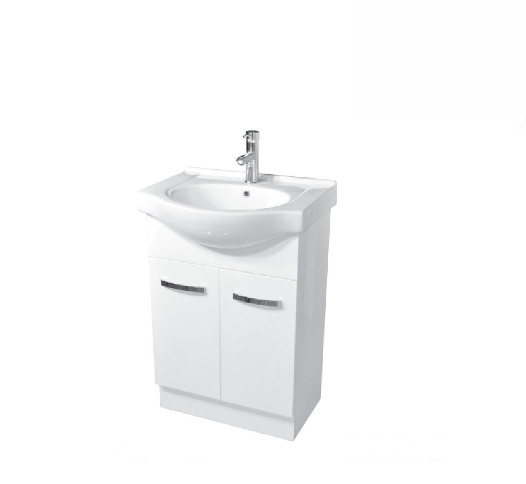 Fienza Antonio 600mm Vanity Unit White (2530544353340)