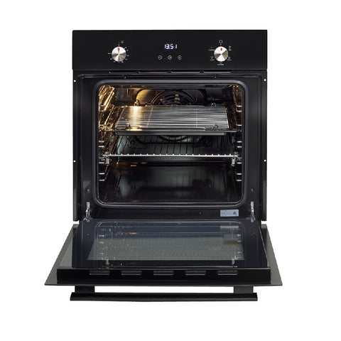 Artusi Oven 60cm Electric Built in Black AO601B (4615428964412)