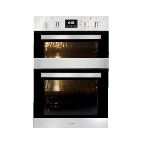 Artusi Oven 60cm Built in Double Wall Stainless Steel CAO888X/1 (4615429718076)