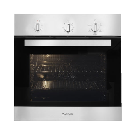 Artusi Oven 60cm Built in Stainless Steel CAO601X/2 (4615428866108)