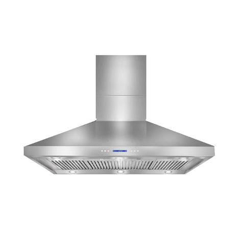 Artusi BBQ Rangehood 1200mm 3 Speed W/ 2000M3/H Airflow Led Lights Stainless Steel ACH12BBBQ (4615426474044)