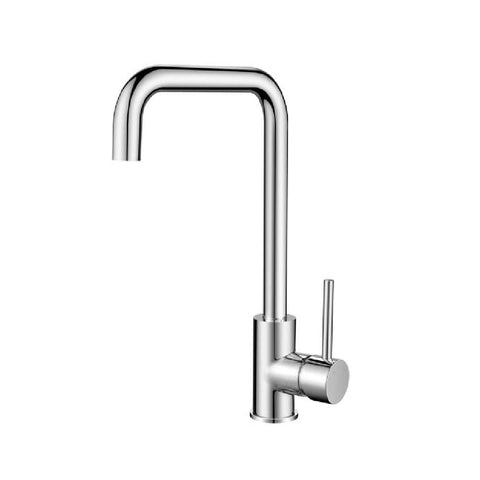 Aquaperla Kitchen Round Sink Mixer Squareline Chrome CH1027KM (4670902173756)
