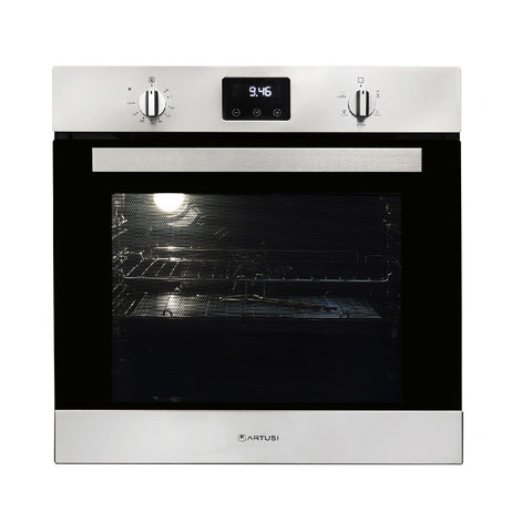Artusi Oven 60cm Electrict Built in Stainless Steel AO676X (4615429062716)