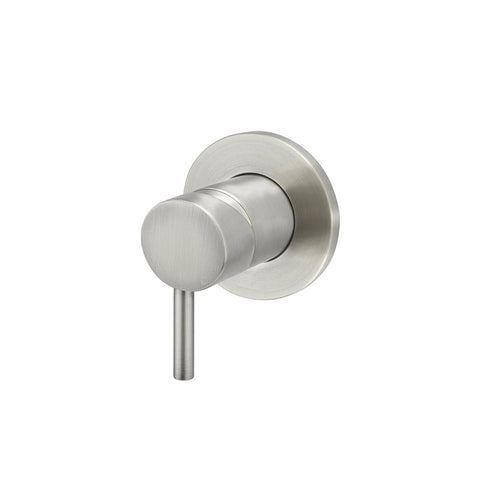 Meir Round Wall Mixer Brushed Nickel MW03S-PVDBN