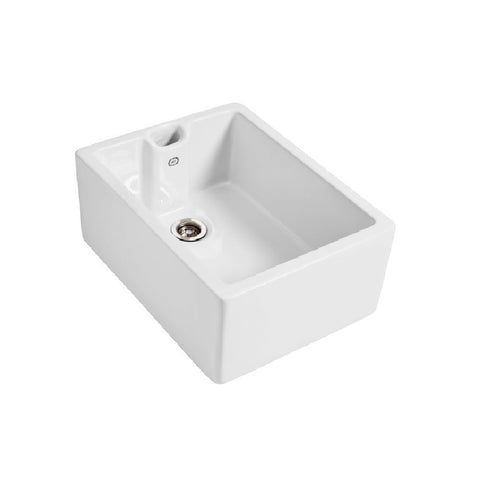 1901 Belfast Sink 595x455x250mm White AB0100W (4641024344124)