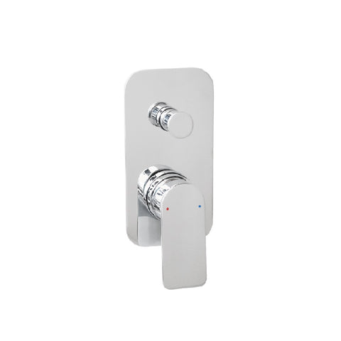 ADP Cosmopolitan Diverter Body & Trim Chrome - (PART A) JTAPDUNICP + (PART B) JTAPDTCOSCP