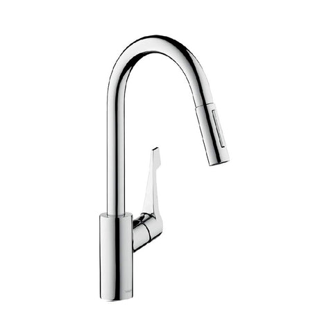 Hansgrohe Cento Variarc XL Pull Out Spray Sink Mixer Chrome (4358686965820)