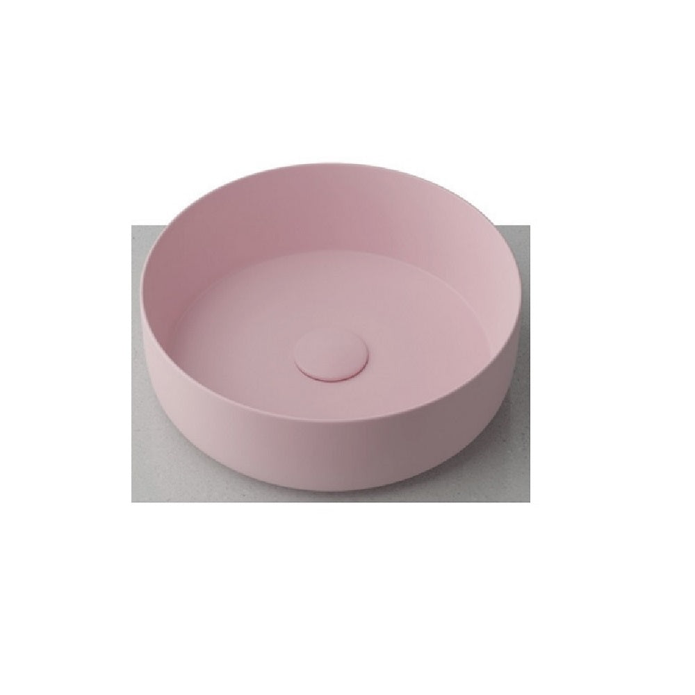 Timberline Allure Round Basin Pink (4358693716028)