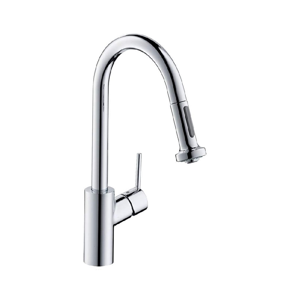 Hansgrohe Talis S2 Variarc Pull Out Spray Sink Mixer Chrome (4358686900284)
