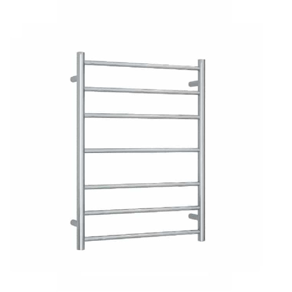 Thermogroup Heated Towel Rail Budget Round 600mm W x 800mm H - Chrome (4358680444988)