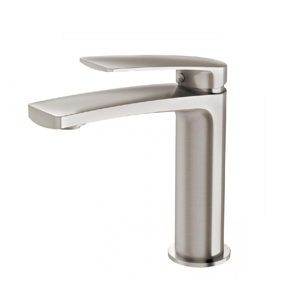 Phoenix Mekko Basin Mixer Brushed Nickel (4469841133628)