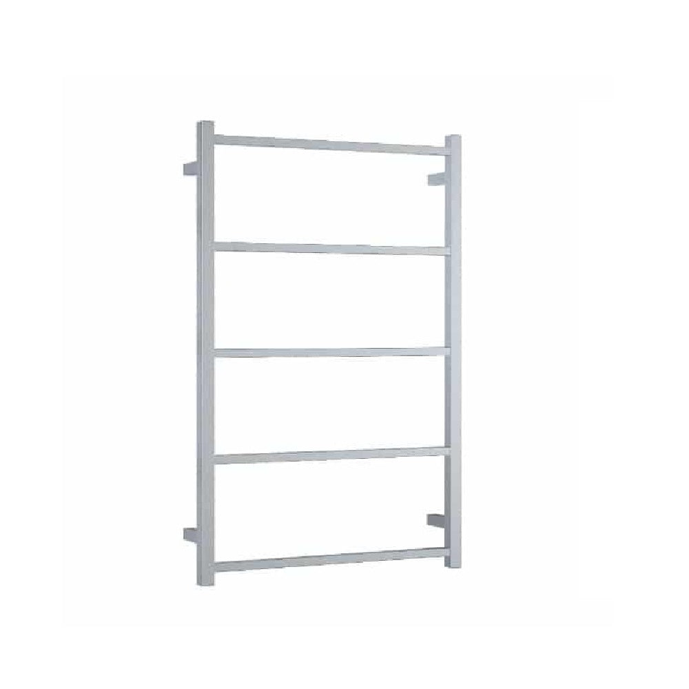 Thermogroup Non Heated Towel Rail Square 650mm W x 1000mm H- Chrome (4358679625788)