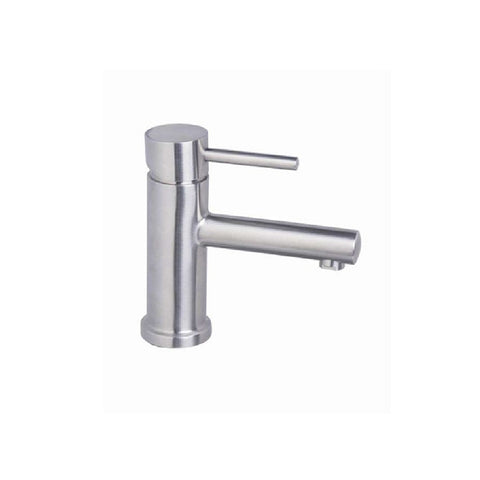 Linkware Elle Basin Mixer Stainless Steel SST875B (4450040938556)