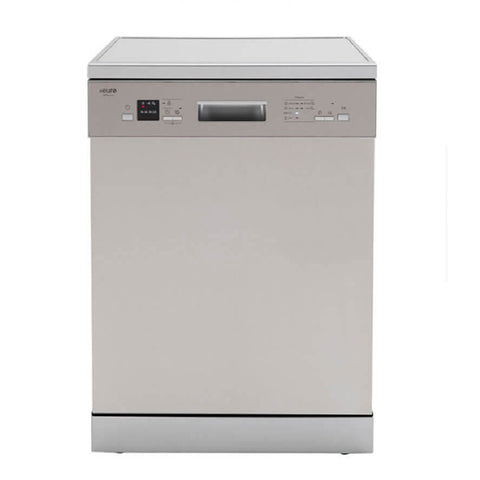 Euro Dishwasher 600mm Freestanding Stainless Steel ED614SX (4426596417596)
