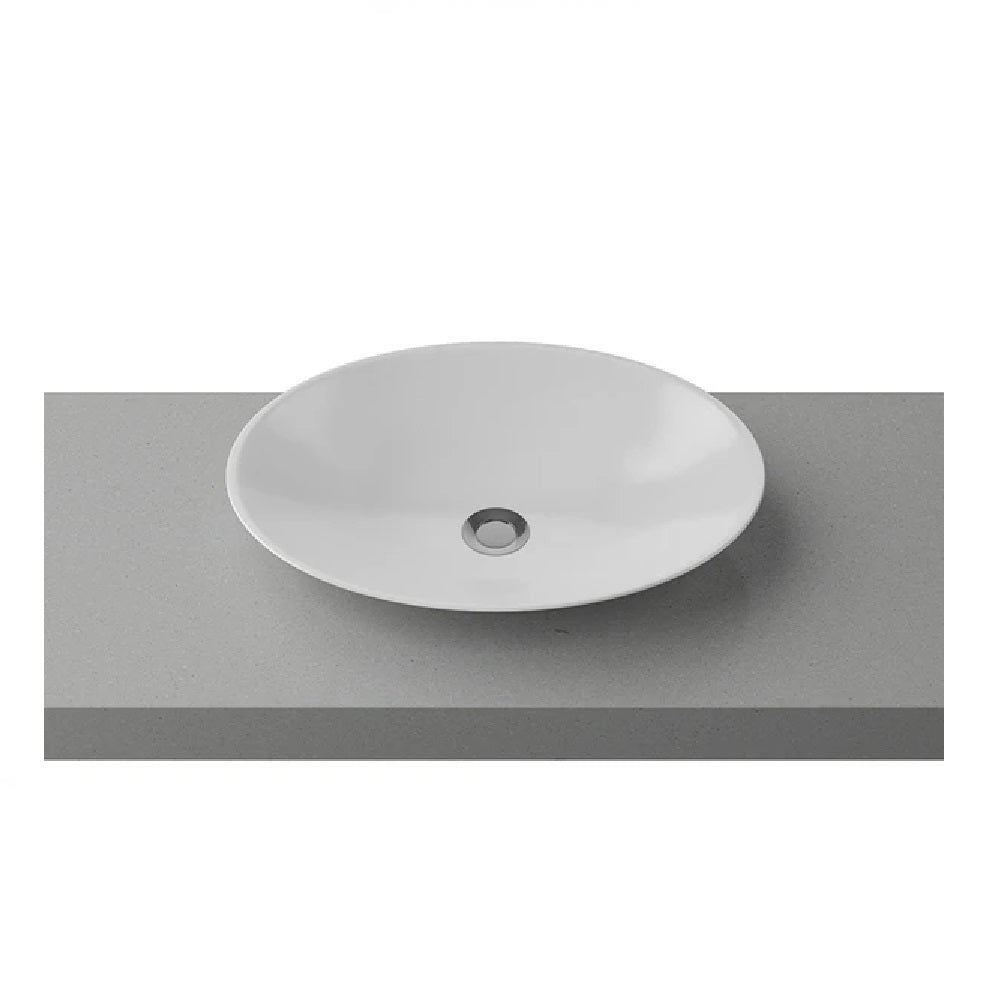 Timberline Feather Basin Matte White (4358694273084)