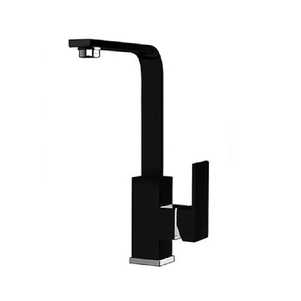 Linkware Lauren Project Sink Mixer Black T8602BK (4429427507260)
