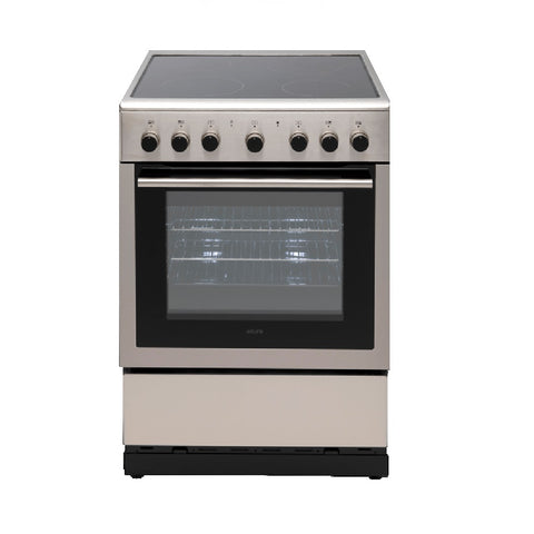 Euro Oven Freestanding 600mm Electric Stainless Steel EV600EESX (4426596614204)