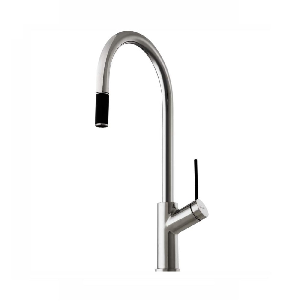 Oliveri Vilo Sink Mixer with Pull Out Chrome (4358685491260)
