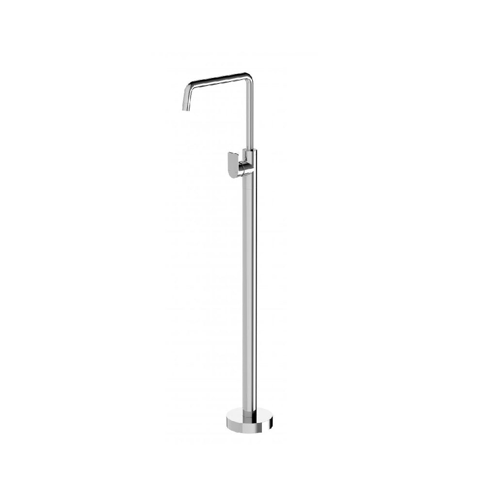 Phoenix Mekko Floor Mounted Bath Mixer Chrome (4469841657916)