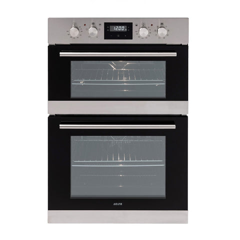 Euro Oven Double 600mm Stainless Steel EO8060DX (4426596548668)