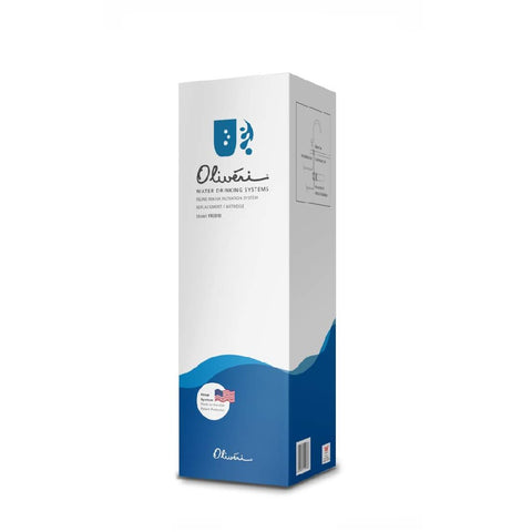 Oliveri Inline Water Filtration Replacement Cartridge (4358686736444)