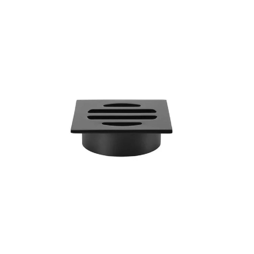 Meir Floor Grate 50mm MP06-50 Matte Black (4466420711484)