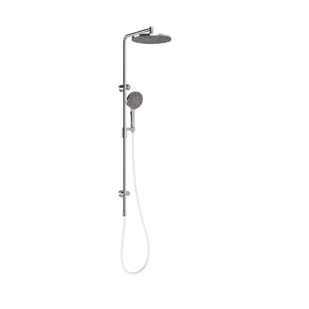 Phoenix NX VIVE Twin Shower Chrome/ White (4469838741564)