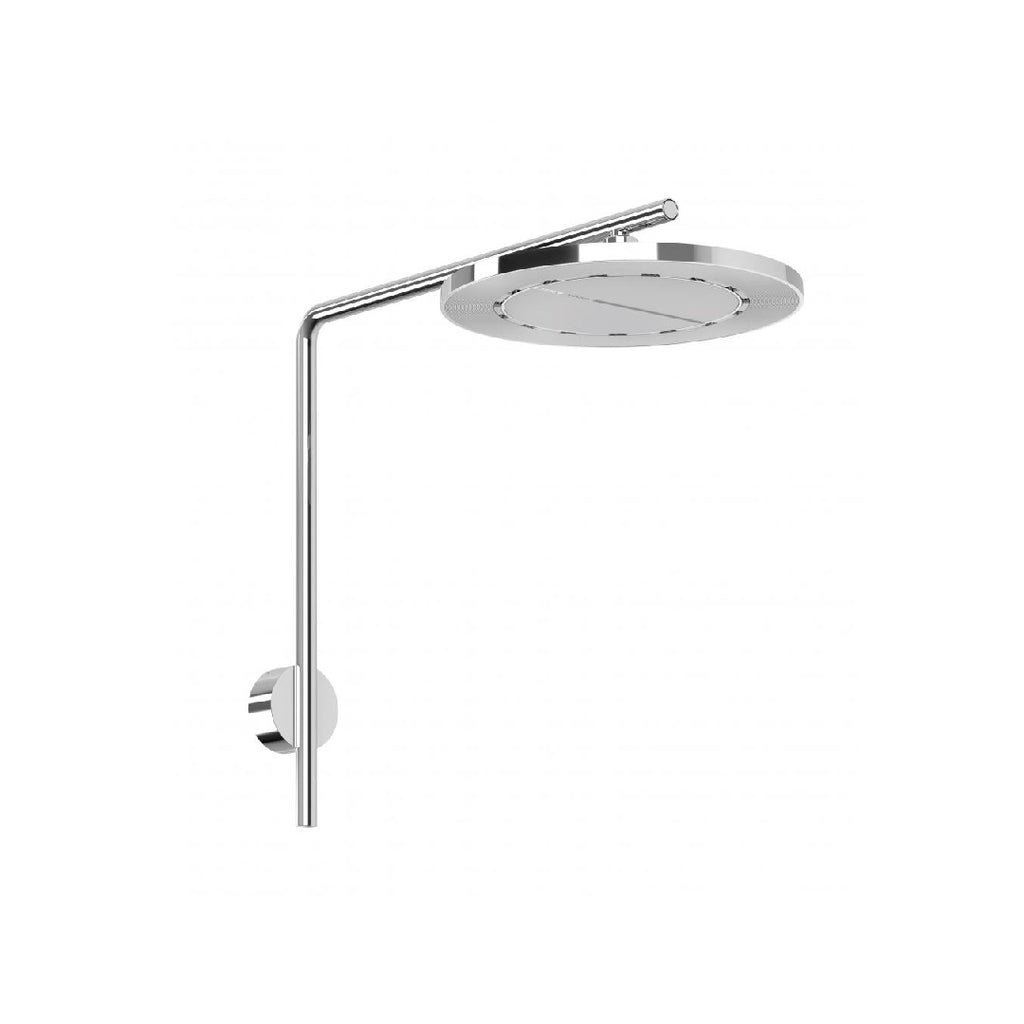 Phoenix NX IKO with HyrdoSense Shower Arm & Rose Chrome (4469838151740)