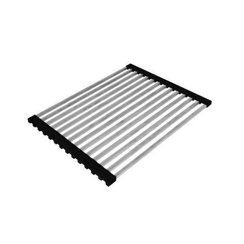 Meir Lavello Stainless Steel rolling mat protector RM-01 (4476082618428)