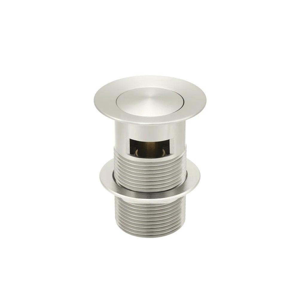 Meir Pop Up Waste 32mm Basin - Overflow / Slotted - PVD Brushed Nickel MP04-A-PVDBN (4476083044412)