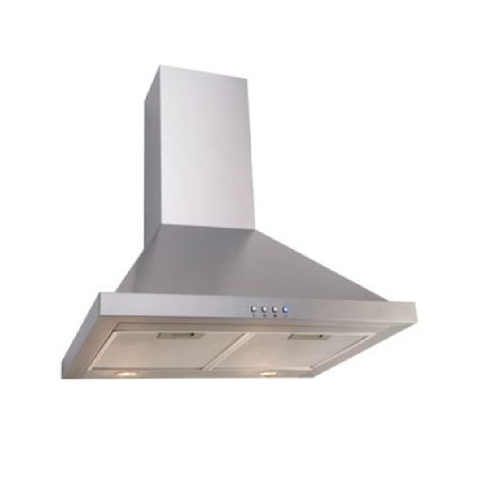 Euro Rangehood Canopy 600mm Stainless Steel EA60SX (4127245860924)