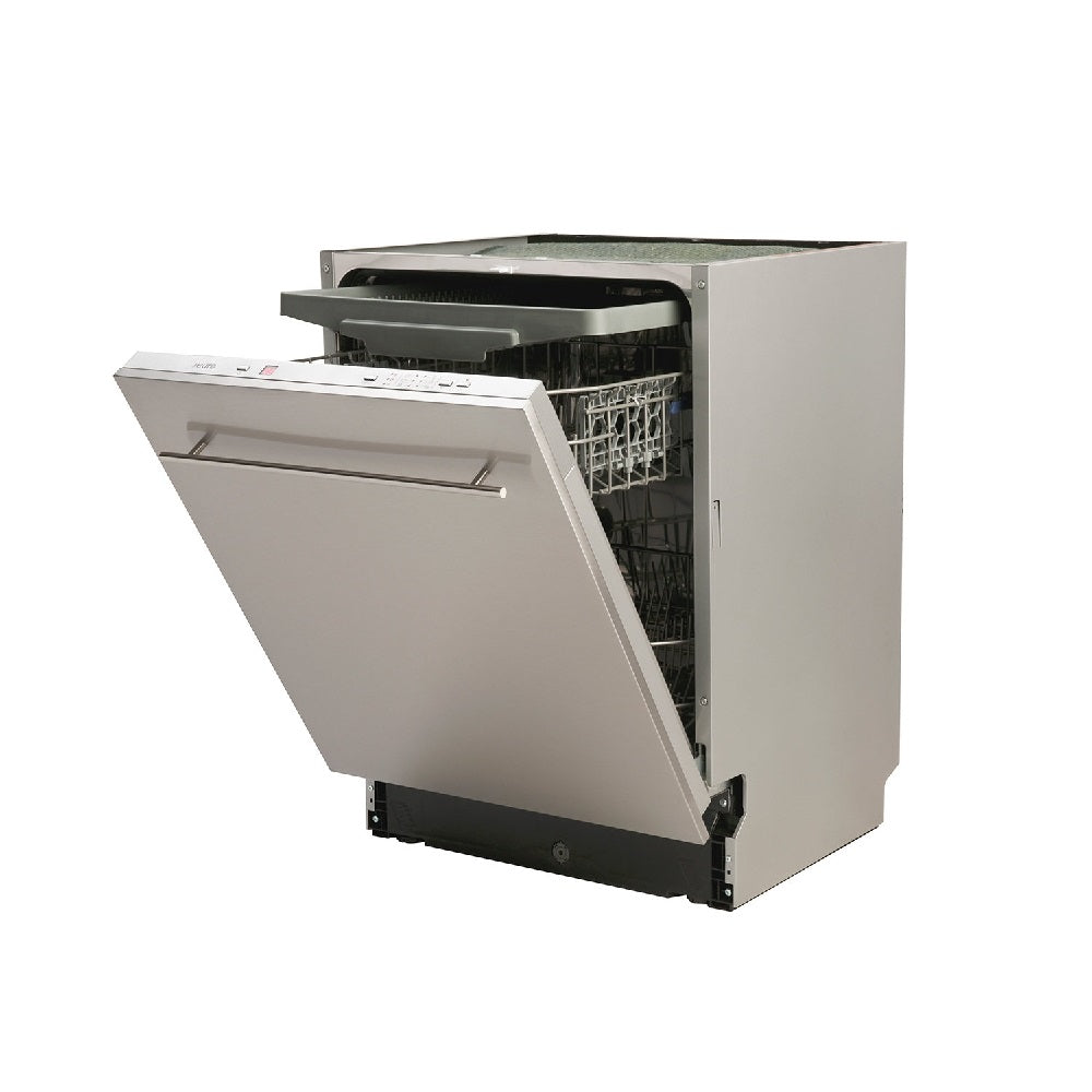 Euro Appliances Dishwasher 60cm Fully Integrated Stainless Steel (4132877893692)