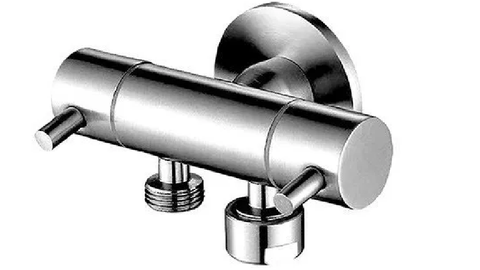 Linkware Dual Mini Cistern Cock Chrome T115DB (4494581301308)