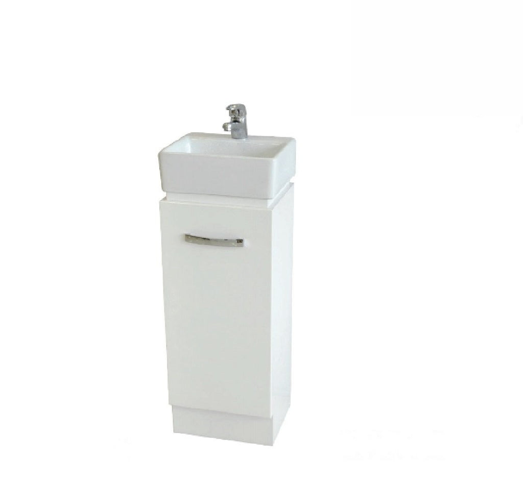 Fienza Apollo Mini 330mm Vanity Unit White (2530544877628)