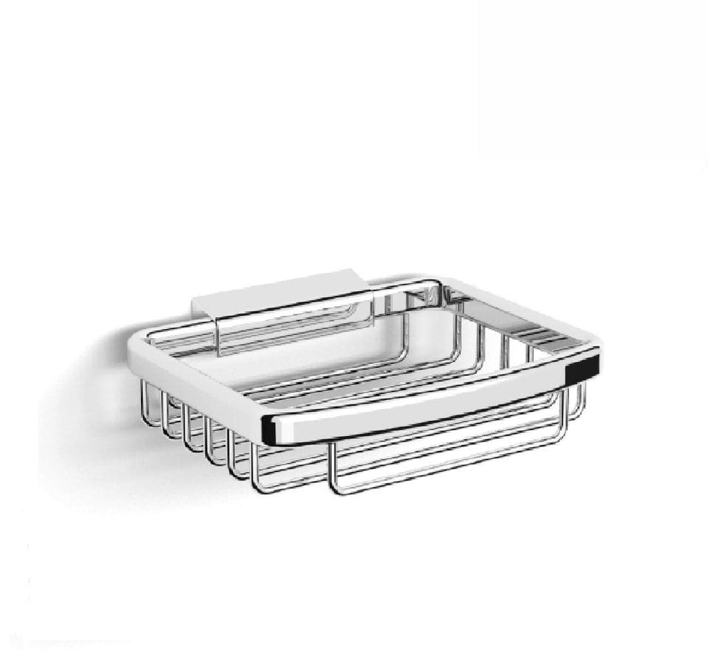 Argent Universal Rectangular Basket Small Chrome