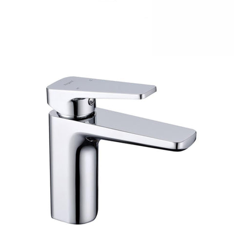 Argent Edge Basin Mixer Chrome
