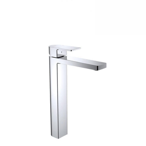 Argent Evoke Vessel Basin Mixer Chrome