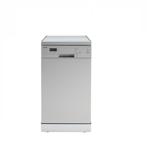 Euro Appliances Dishwasher 45cm Freestanding Stainless Steel (4132877860924)