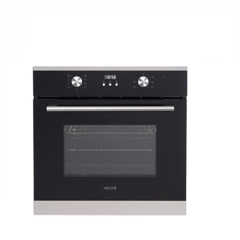 Euro Oven (Electric) 600mm Stainless Steel EO608SX (4127245336636)
