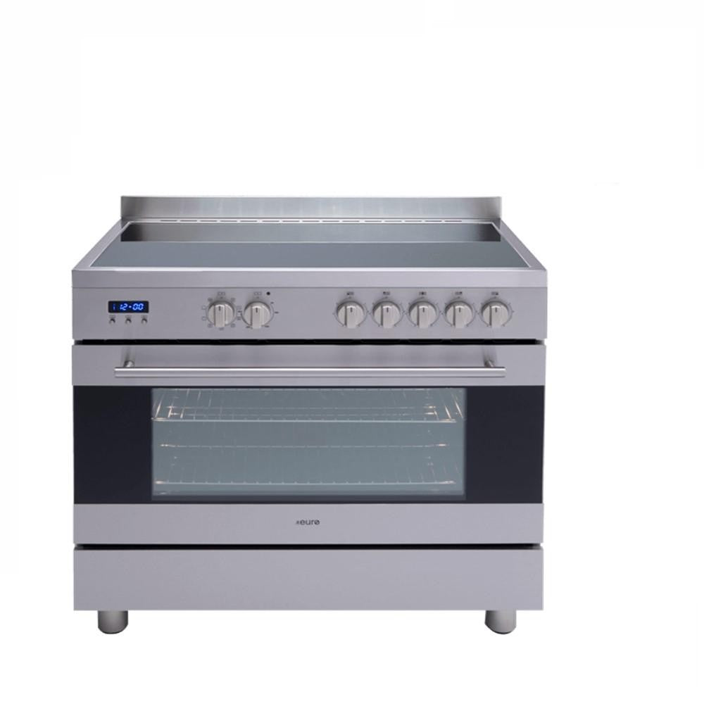Euro Appliances Freestanding Oven 90cm Stainless Steel (4132877598780)