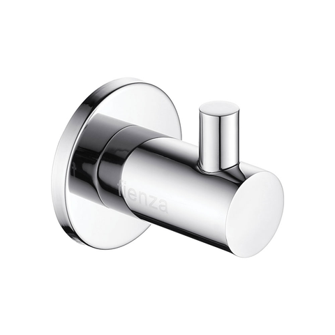 Fienza Stella Robe Hook Chrome 82604 (4488982200380)