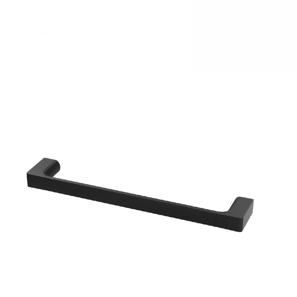 Phoenix Gloss Hand Towel Rail Matte Black (4129895809084)