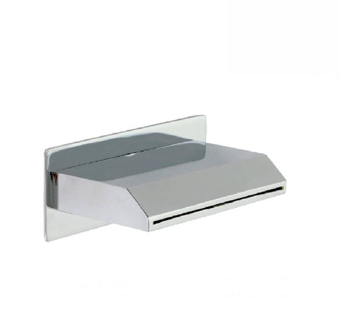 Fienza Milton Waterfall Spout Chrome (2530545270844)