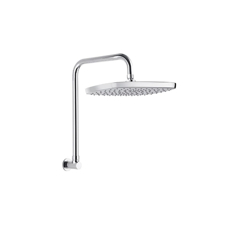 Linkware Huntingwood Bush Shower Chrome T9873CP (4450041659452)