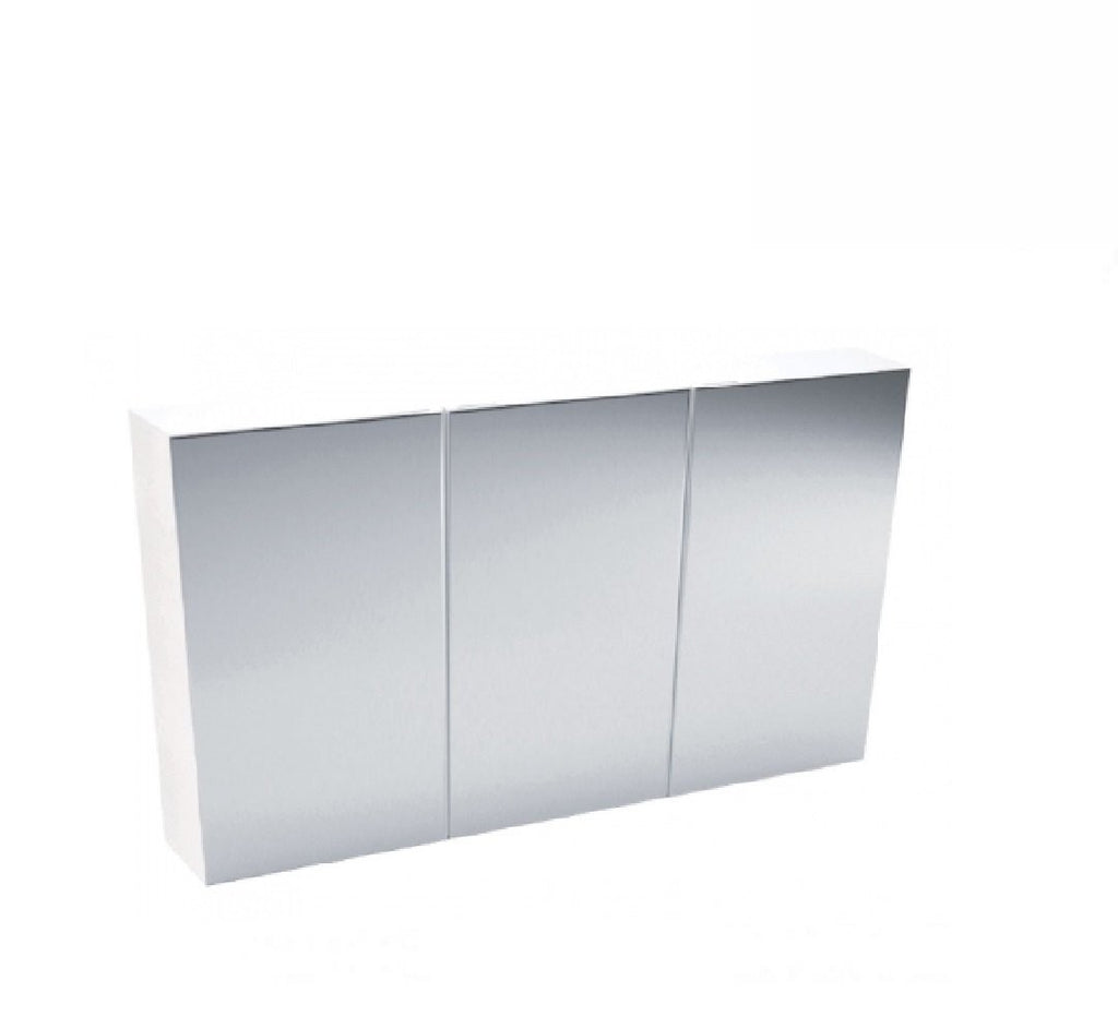 Fienza Mirror Cabinet Pencil Edge 1200mm x 720mm x 150mm (2530544287804)